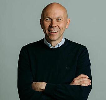 Tore Burheim, IT-direktør