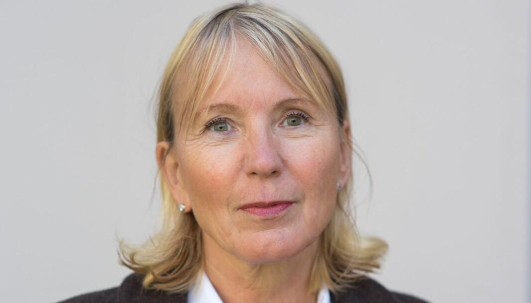 Prorektor Margareth Hagen leder arbeidet med Kvalitet i forskning ved UiB.