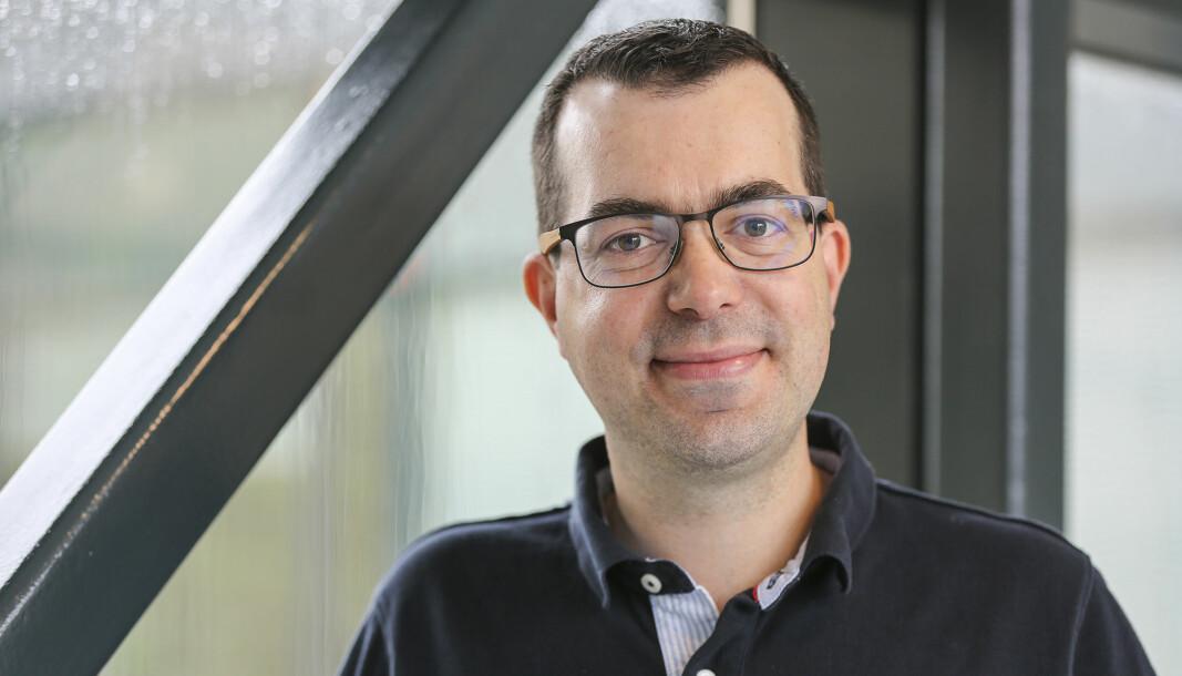 Jan-Ove Færstad, førsteamanuensis ved Det juridiske fakultet ved UiB og fakultetets første som har fått tittelen fremragende underviser.