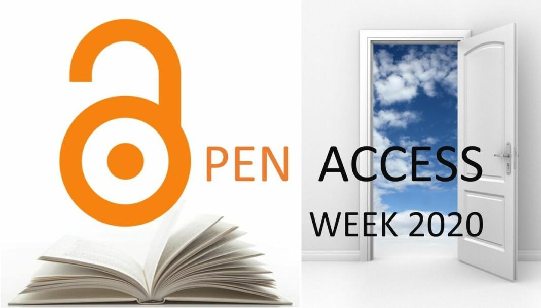 Open Access Week 2020 arrangeres over hele verden denne uken.