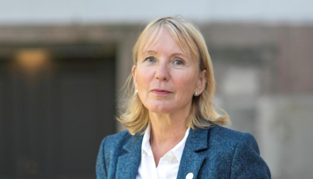 Margareth Hagen, rektor ved Universitetet i Bergen