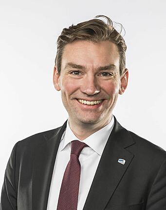 Forsknings og høyereutdanningsminister Henrik Asheim, Høyre.