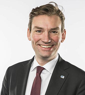 Forskings- og høgare utdanningsminister Henrik Asheim
