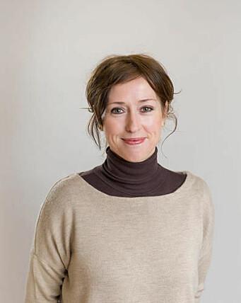 Catrine Andersen Frotvedt er sentral i smitteteamet ved Studieavdelingen