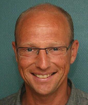 Økonomidirektør Per Arne Foshaug