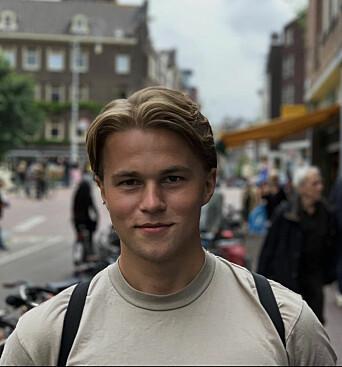 Sander Meland.