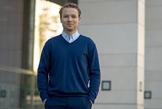 Johannes Banggren er UiB-student og organisatorisk nestleder i Høyres studenterforening i Bergen