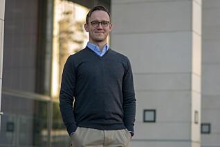 Daniel Lyngseth Fenstad er UiB-student og landsstyremedlem i Høyres Studenter og student ved UiB