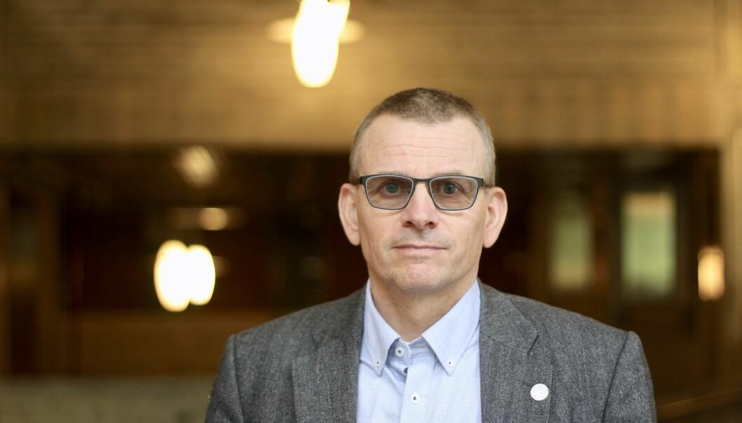 Dekan Helge Dahle