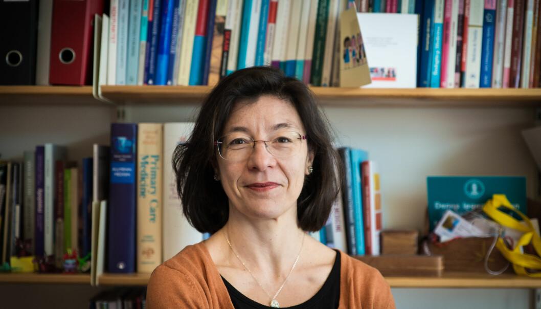 Professor Esperanza Diaz er konstituert leder for Pandemisenteret