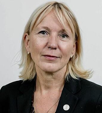 Rektor Margareth Hagen er glad for studentene i større grad får relevant jobb raskt.