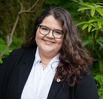 Nestleder i Studentparlamentet ved UiB Martine Jordana Baarholm