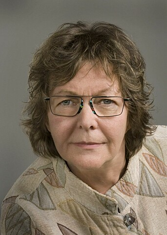 Bente Gullveig Alver