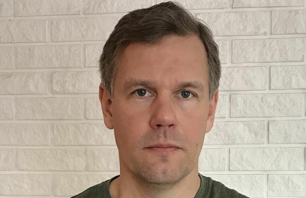 Professor Magnus Svärd
