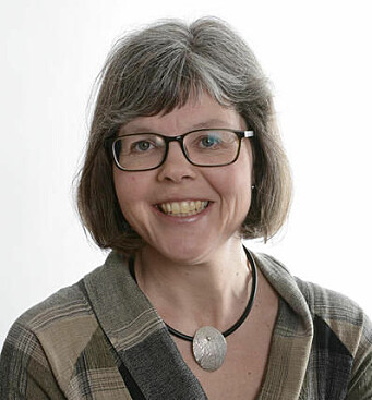Fakultetsdirektør på Matnat Elisabeth Müller Lysebo