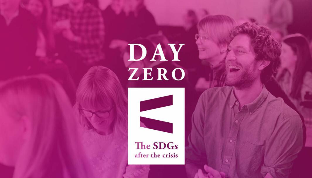 SDG konferansen starter med Day Zero.