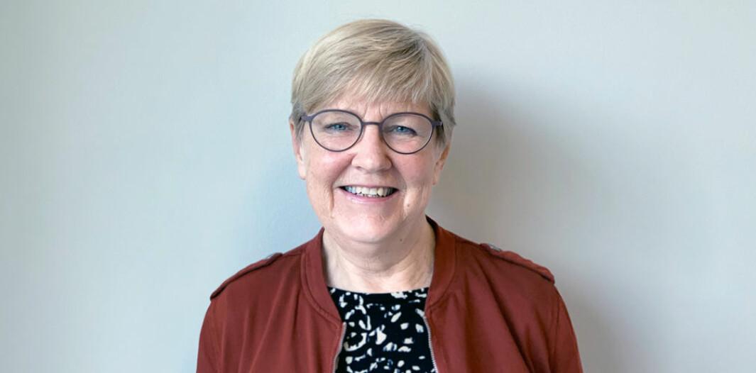 Rønnaug Tveit er leder for Sammen Karriere.