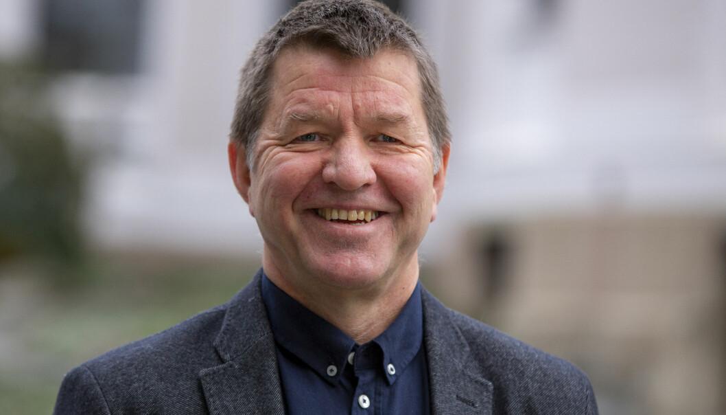 Professor Gottfried Greve.