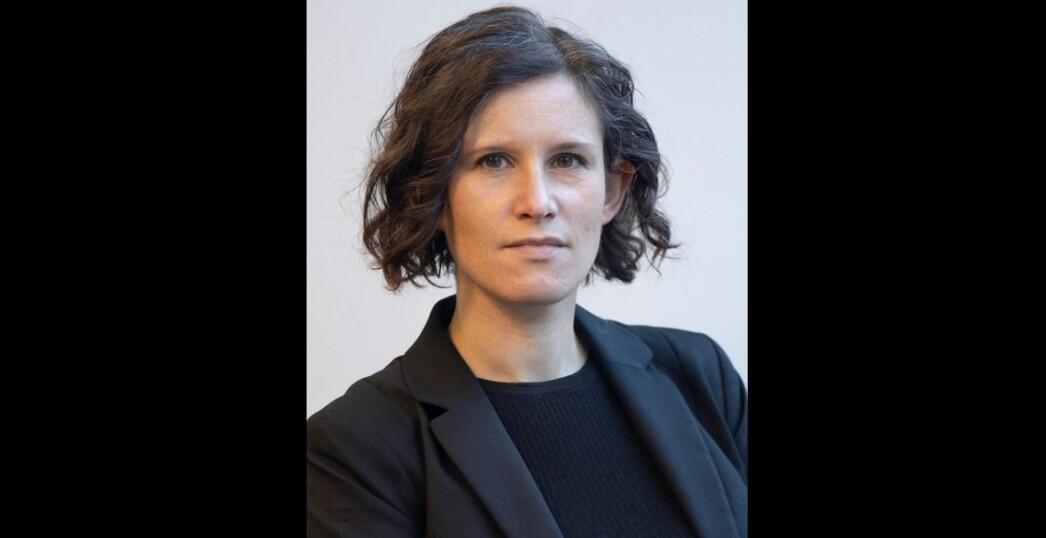 Viserektorkandidat for Team Samdal og professor i medievitenskap Kristine Jørgensen