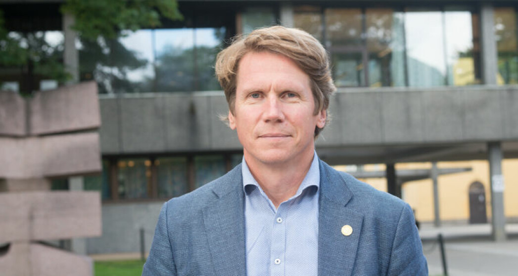 Dekan ved det humanistiske fakultet og leder for styringsgruppen for lektorutdanningen Jørgen Sejersted