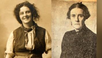 Magda Blanc debuterte ved DNS i 1901. Hennes siste forestilling var i 1958.