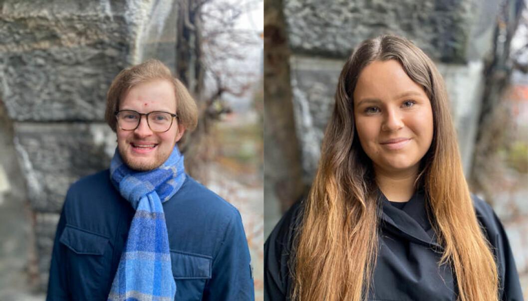 Magnus Stakkestad og Hanne Kjerstad Andresen