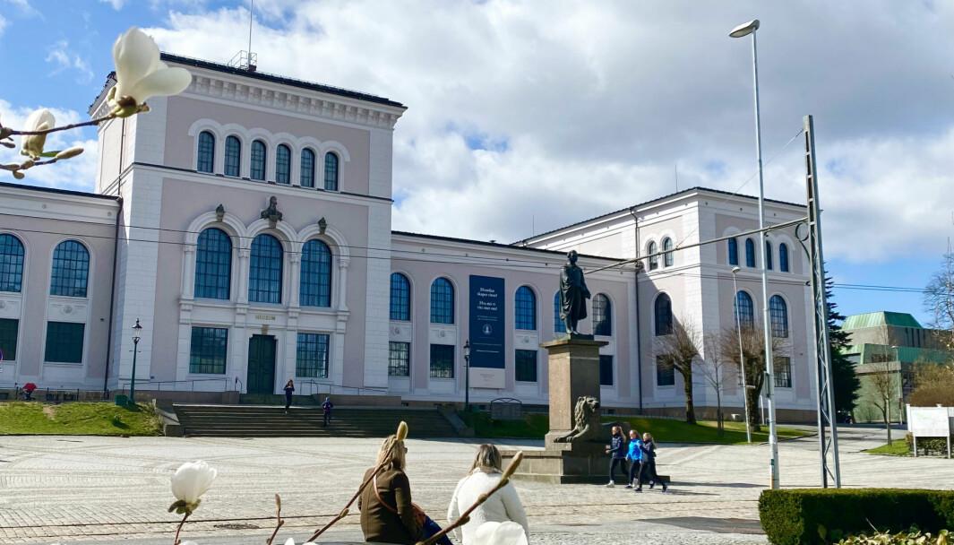 Tall fra Samordna Opptak viser søkerrekord til nye UiB-studier.