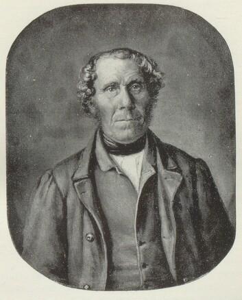 Johannes Borge, drivkraften bak oppstarten av Bergens Arbeiderforening.