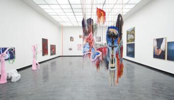 Utstillingen i Bergen kunsthall viser et mangfold av uttrykk.