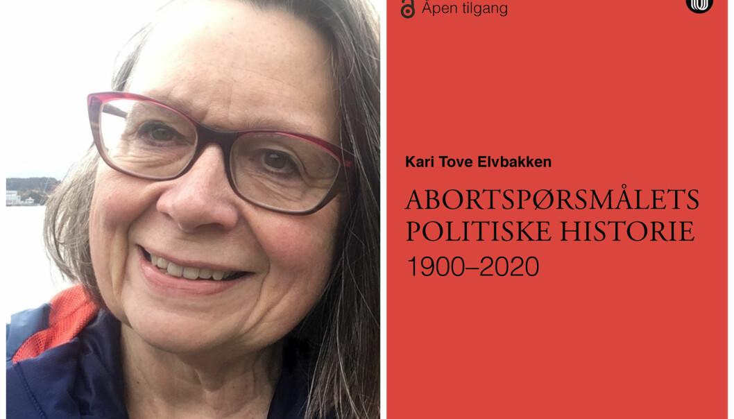Den nye boken til UiB-professor Kari Tove Elvbakken kom 3. mai.