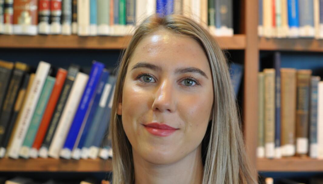Ida-Elise Seppola Asplund.