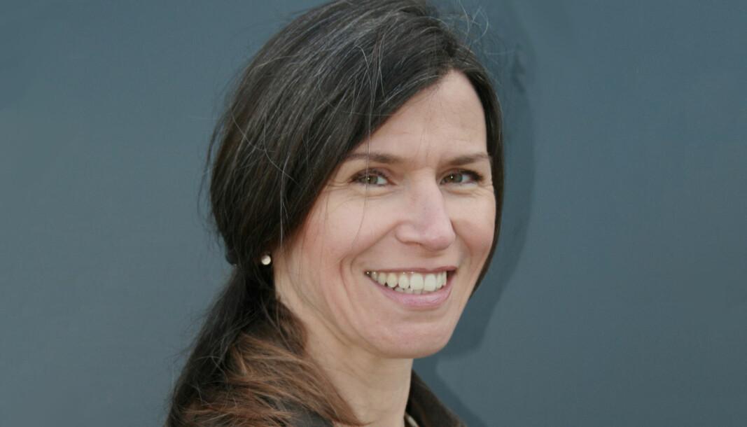 Anja Salzmann er stipendiat ved Institutt for informasjons- og medievitenkap