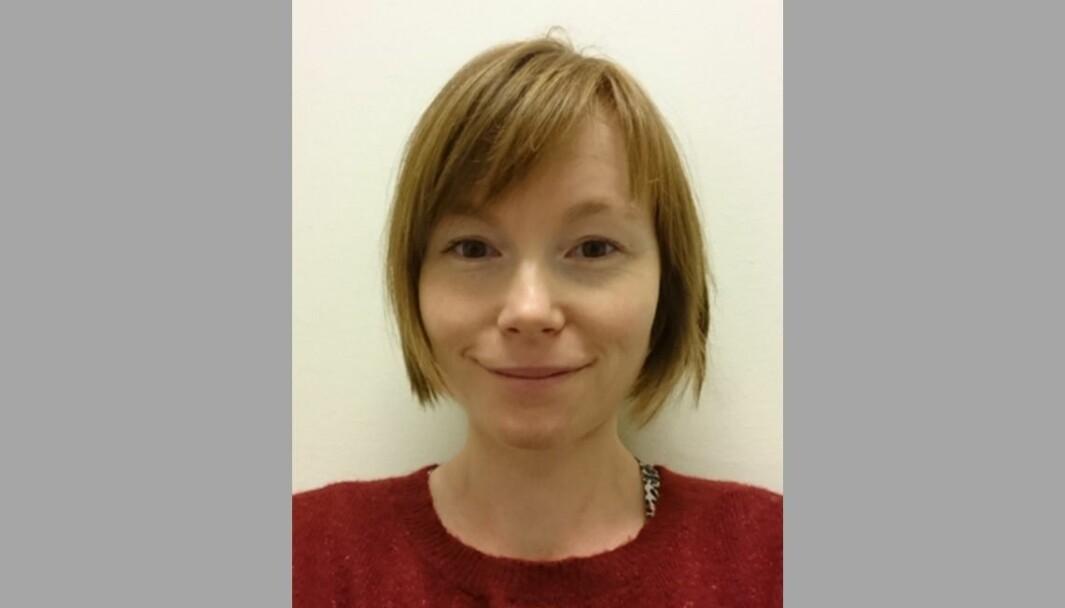 Postdoktor ved sosiologisk institutt Anja Maria Steinsland Ariansen.