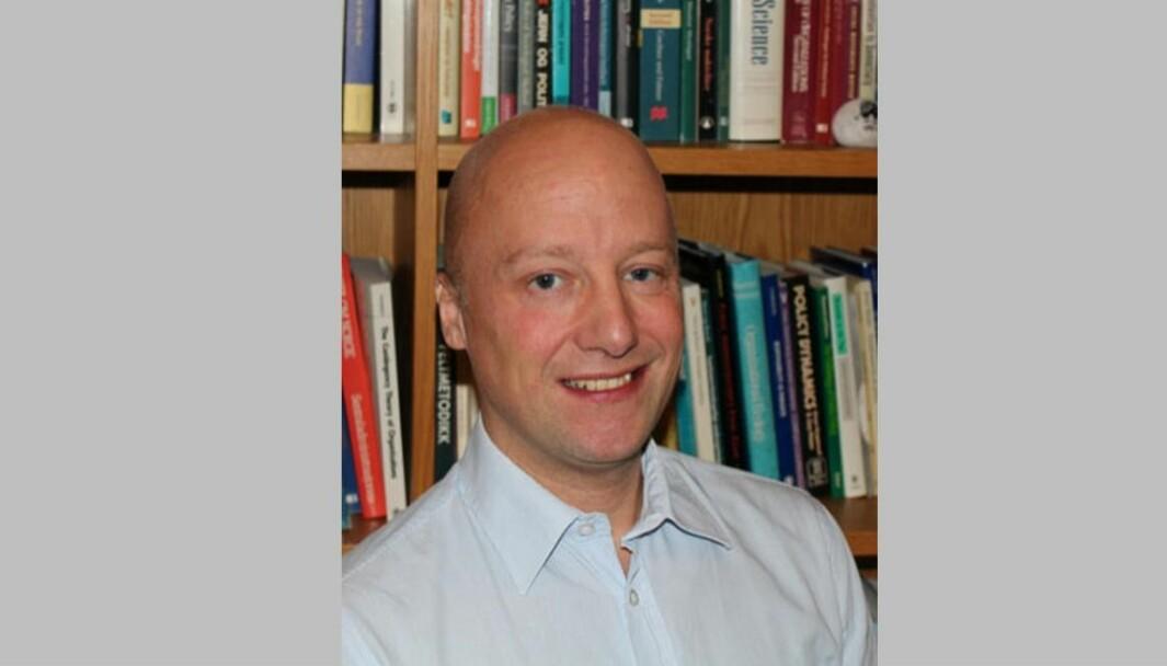 Forsker ved institutt for sammenliknende politikk Arjan H Schakel.