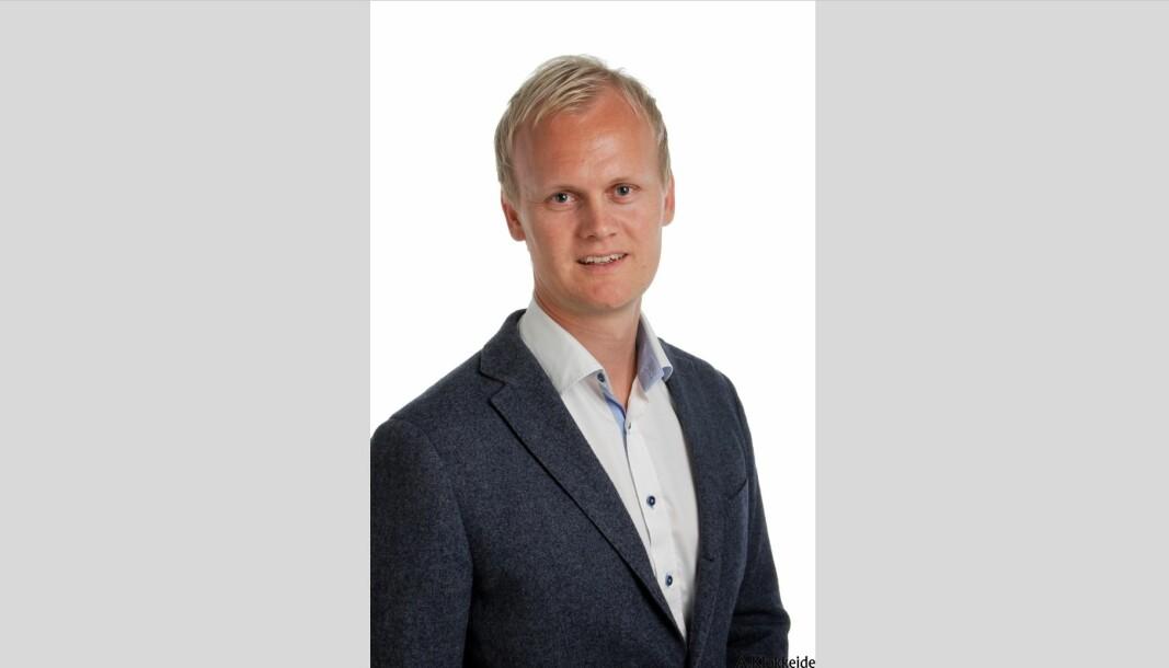 Hans Fredrik Marthinussen er en tydelig stemme i samfunnsdebatten.