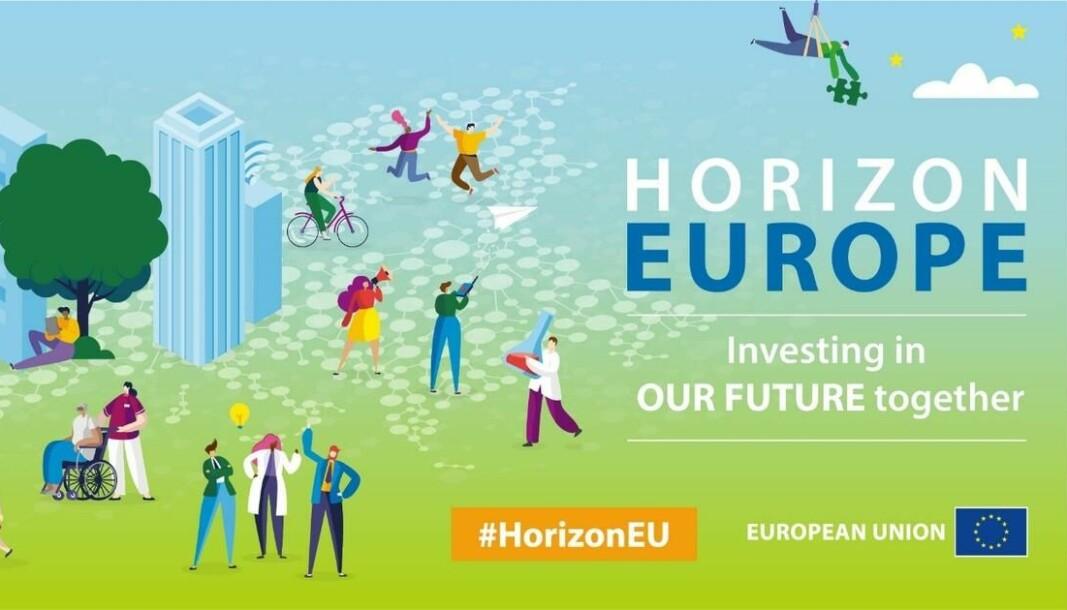 Stortinget har nå bestemt at Norge skal delta i verdens største forsknings- og innovasjonsprogram, Horisont Europa.