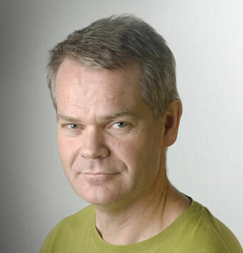 Seniorrådgiver Ove Botnevik på Økonomiavdelingen.