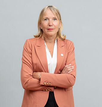UiB-rektor Margareth Hagen