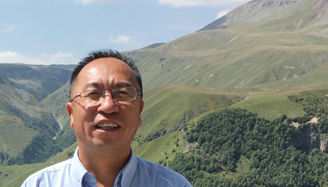 Professor Yongqi Gao var en brobygger med sitt milde vesen og stategiske kløkt.