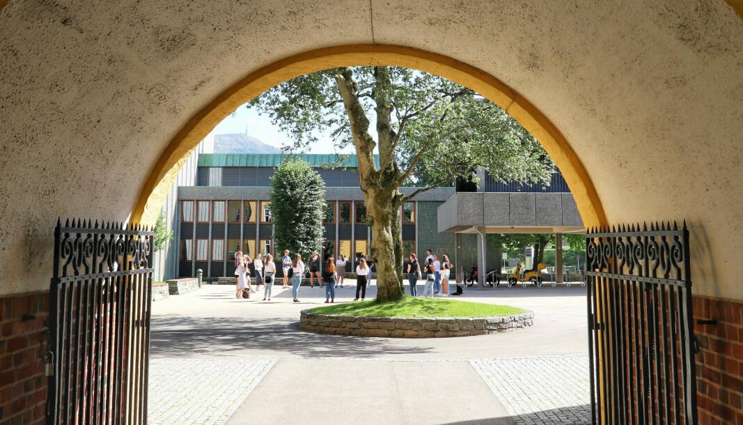De nye UiB-studentene kan se frem til fadderuke i år.