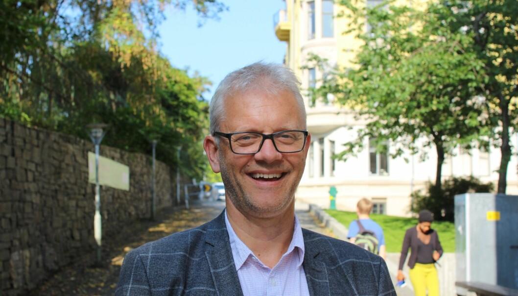 Nils Gunnar Kvamstø blir ny Havforskningsdirektør