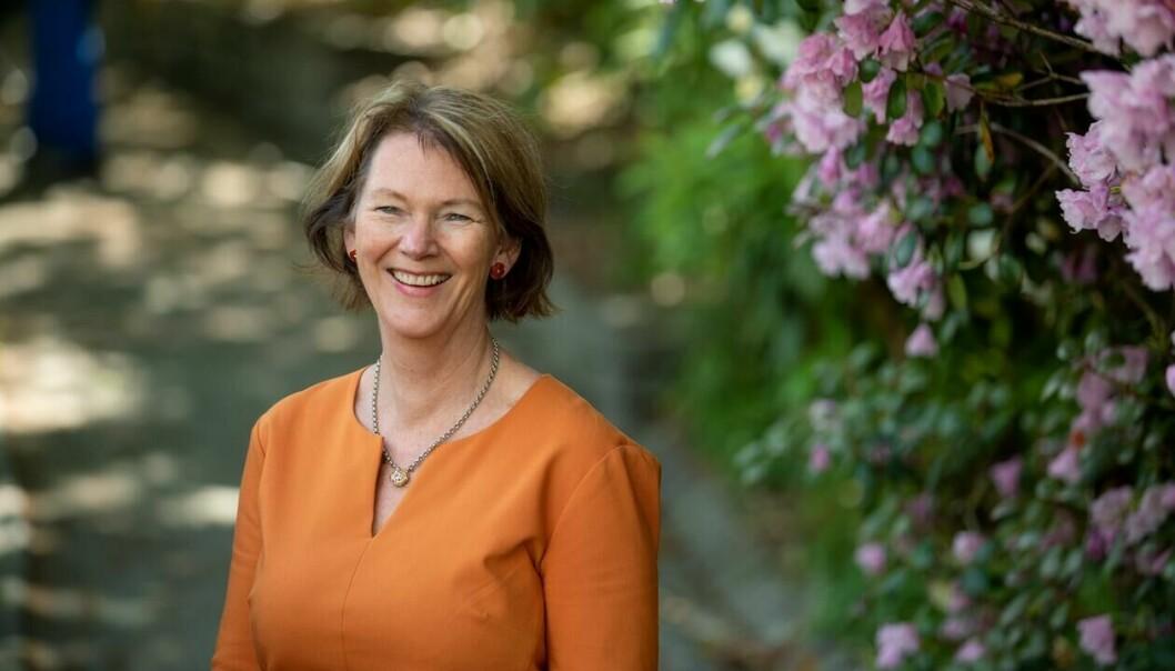 Nyvalgt preses i Det Norske Videnskaps-Akademiet, professor Lise Øvreås fra Universitetet i Bergen. Hun skal lede Akademiet i perioden 2022-2024.