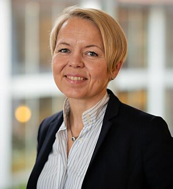 HF-dekan Camilla Brautaset har oppfølging av UiB FRAM-rapporten