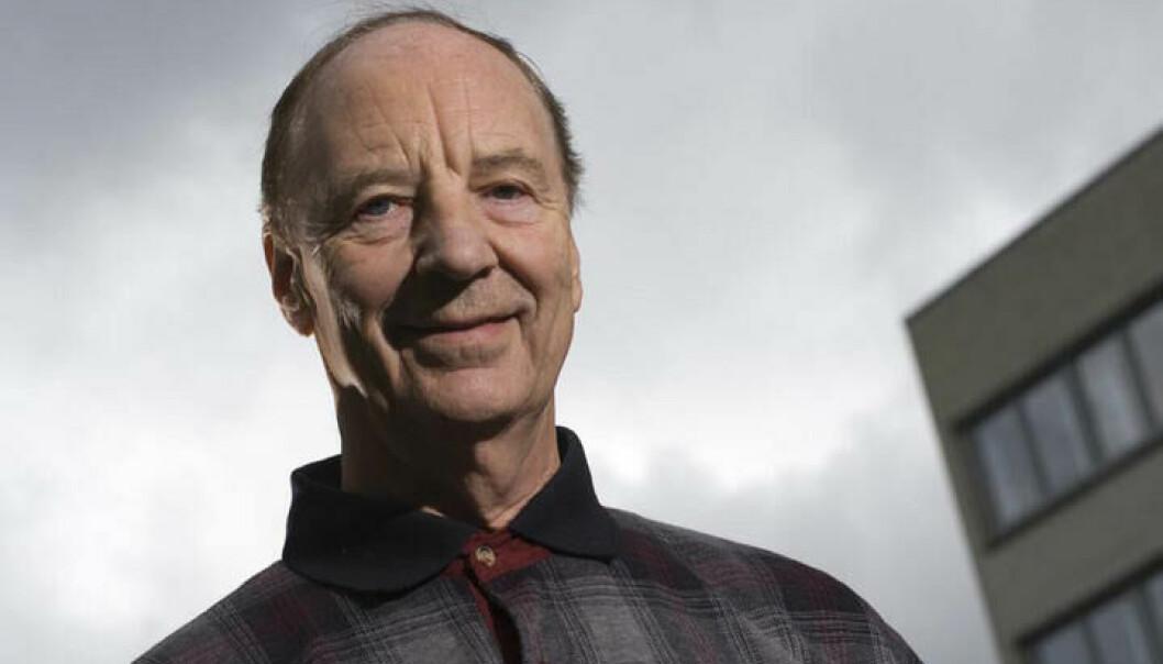 Professor emeritus Egil Lillestøl.
