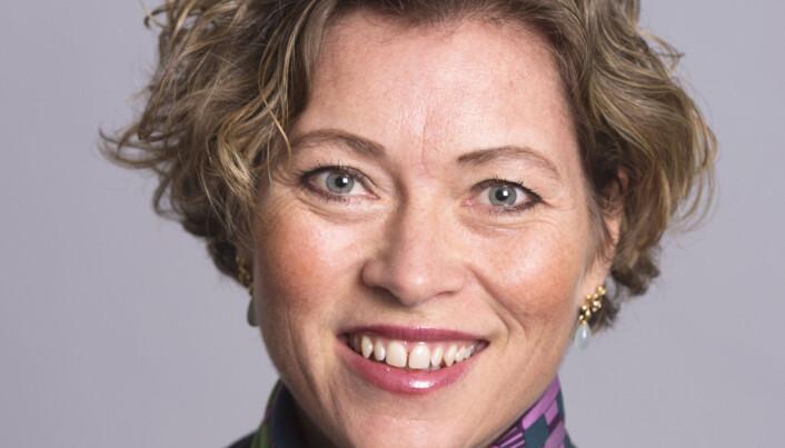 Førsteamanuensis Therese Sverdrup på NHH.