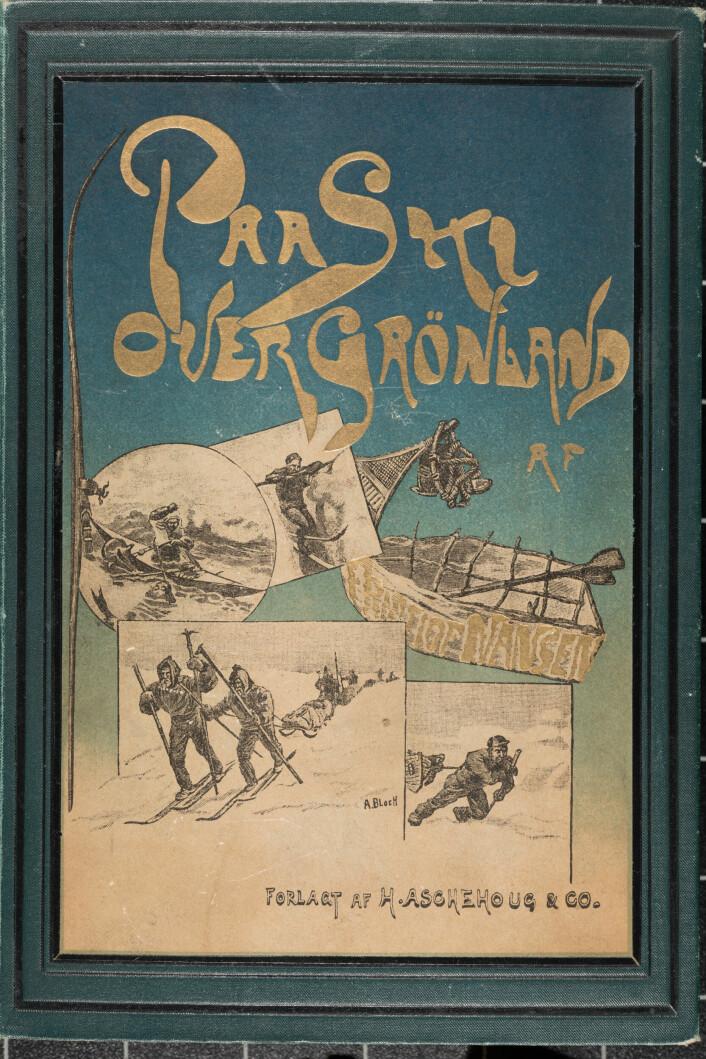 Nansens utferdstrang var stor, og i 1888, rett etter å ha disputert over nervesystemet hos primitive dyr, krysset han Grønland fra øst til vest. I etterkant skrev han blant annet boken På ski over Grønland.