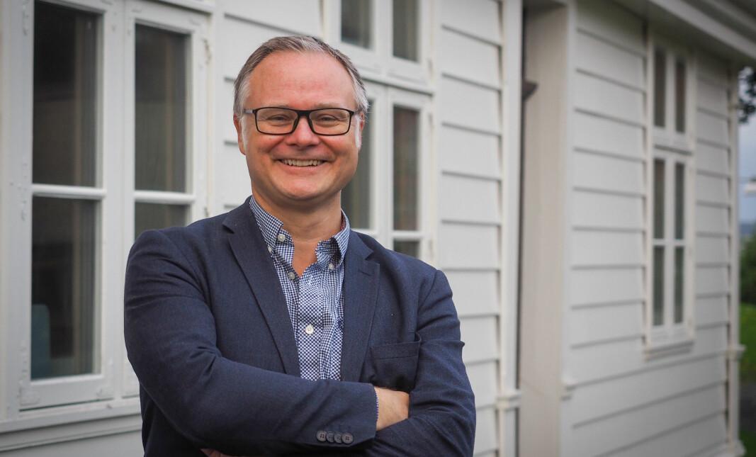 Professor Bjørn Enge Bertelsen er ny faglig leiar for Holbergprisen.