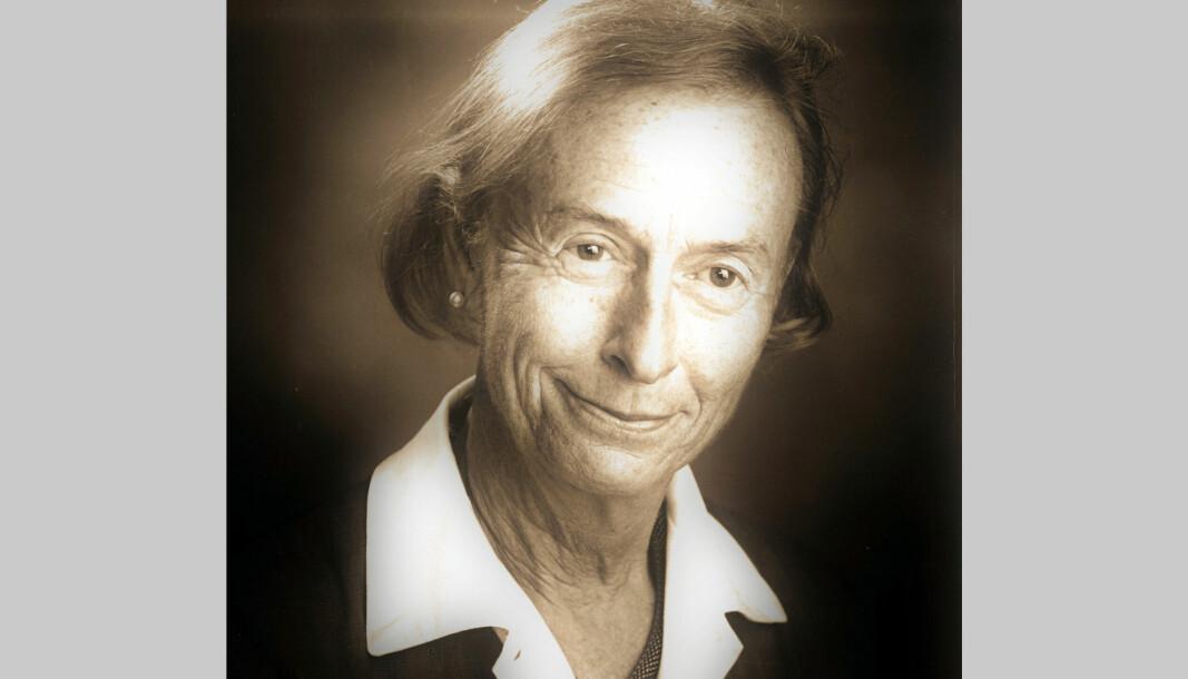 Professor emeritus, dr. philos. Guldborg Serck-Hanssen Søvik